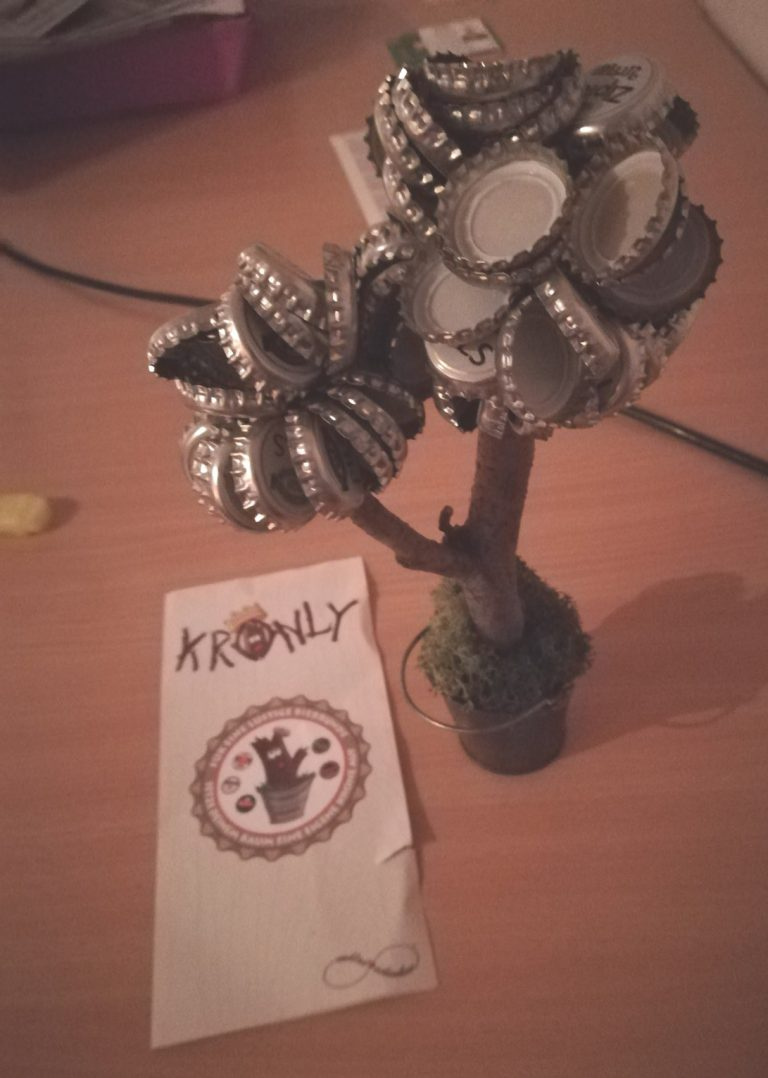 Magnetbaum Kronly